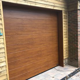 Meon Valley Garage Doors Ltd - Sectional Door - Southampton - Hampshire